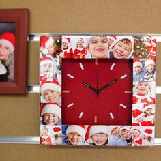 Made at http://www.printerstudio.com/personalized/photo-collage-time-clock-online.html