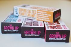 The Grown Up Chocolate Company, $15.75 for four bars | The 21 Best Chocolates To Give Your Valentine