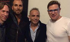 Raúl Prieto Y Joaquín Torres Confirman Su Relación