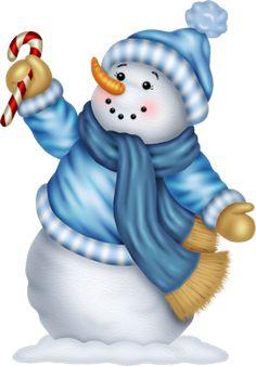 CHRISTMAS SNOWMAN More