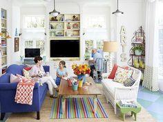 Designer Alison Kandler's House in HGTV Magazine | hookedonhouses.net