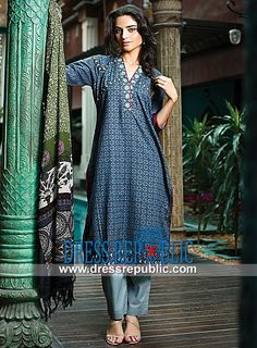 Al Karam Winter Collection 2014 Vol 1   by www.dressrepublic.com