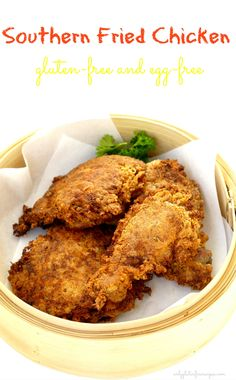 GLUTEN FREE SOUTHERN FRIED CHICKEN If you love crispy fried chicken, you will love this recipe. The chicken is coated in a light buttermilk batter, which is egg-free and seasoned to perfection. Then it is flash fried and baked, allowing for most of the oil to drain. Your family will never know that this tasty crispy fried chicken is gluten-free. […]
