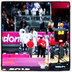 mpcf's photo  of London 2012 Basketball Arena on Instagram