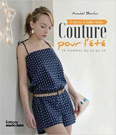 Amazon.fr - Couture pour l'été - Annabel Benilan - Livres