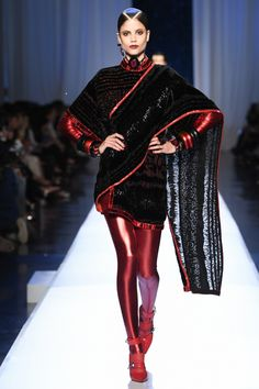 Jean Paul Gaultier, Couture, Париж