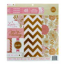 Craft Smith® Blush Glam Paper Pad Reg. $19.99