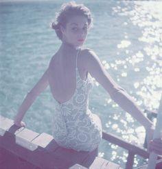 Clifford Coffin, Jean Patchett,1950's