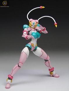 Tokyo Hunter: Dimension Diver Neo Okusaer color resin kit