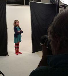 #Shooting #photo pour la couverture des P'tites Princesses N°144 #magazine #filles