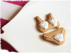 Bikini cookie~                  By ameblo.jp, white