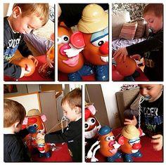 Potatoe's Family #Jocsdenens #MrPotatoe #MrPatate #PotatoesFamily #SenyorPatata #SrPatata #JugarEsEsencial