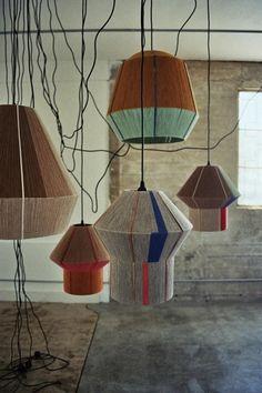 Fantastic Bonbons Lighting By Ana Kraš - AphroChic | Modern Soulful Style