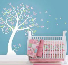 comfortable tree room