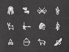 Native American Icon System - Wier / Stewart