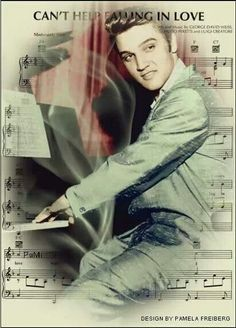 """( 2015...2016 IN MEMORY OF ★ † ♪♫♪♪ ELVIS AARON PRESLEY """"Elvis Presley Can't Help Falling in Love."""" ) ★ † ♪♫♪♪ Elvis Aaron Presley - Tuesday, January 08, 1935 - 5' 11¾"""" - Tupelo, Mississippi, USA. Died; Tuesday, August 16, 1977 (aged of 42) Resting place Graceland, Memphis, Tennessee, USA. Education. L.C. Humes High School Occupation Singer, actor Home town Memphis, Tennessee, USA. Cause of death: (cardiac arrhythmia)."""