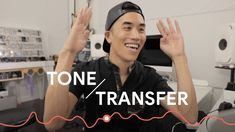 Turning everyday sounds into music with Tone Transfer - YouTube