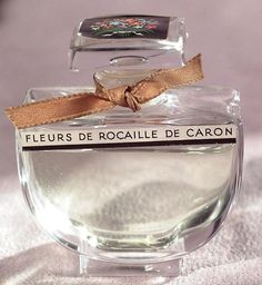 *Fleurs de Rocailles perfume by Caron