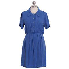 i would wear this everyday. hey redheads...cobalt blue is the best thing since sliced bread for your hair color! :)