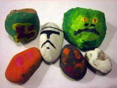 DIY: Voor mannen en zonen die van Star Wars en van schilderen houden