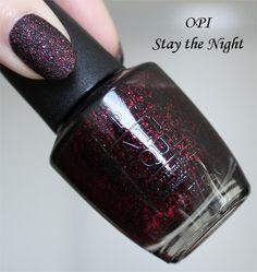 #LiquidSand Stay the Night  #MariahCareybyOPI