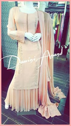 Revamp your wardrobe by purchasing new collection of designer kurta and Punjabi suits Chandigarh at DaminiAnand Studio. Create And Craft, Chandigarh, Punjabi Suits, Party Gowns, Designer Wear, Range, India, Boutique, Studio