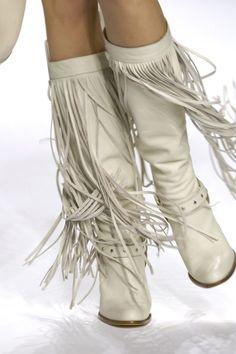 ZsaZsa Bellagio    Primo boots!