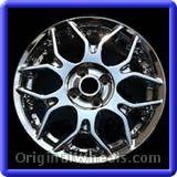 Chevrolet Cobalt 2009 Wheels & Rims Hollander #5287 #Chevrolet #Cobalt #ChevroletCobalt #2009 #Wheels #Rims #Stock #Factory #Original #OEM #OE #Steel #Alloy #Used