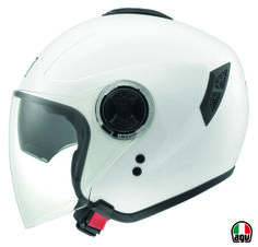 AGV Fiberlight - Mono White