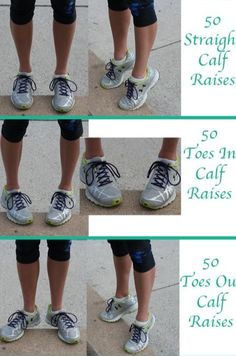 This Calf workout IS KILLER! USE IT!