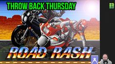 #ThrowBackThursday #TBT #Retro #RetroGame #RoadRash #Gameplay  Welcome to the first Throw Back Thursday were I play games on any platform which are now classed as retro. If you have any recommendation let me know in the comments. To day its:  Road Rash  Road Rash is the name of a motorcycle-racing video game series by Electronic Arts in which the player participates in violent illegal street races. The series started on the Sega Genesis and made its way to various other systems over the…