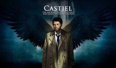 Castiel is a fictional character portrayed by Misha Collins on the CW Television Networks American television series Supernatural. Description from imgarcade.com. I searched for this on bing.com/images