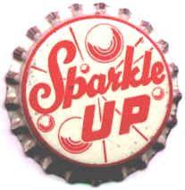Sparkle Up bottle cap