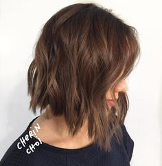 """Color corrected from blonde back to brunette #colorcorrection #color #hair #haircolor #color #brunette #brunettehair by #Mizzchoi @ramireztransalon…"""