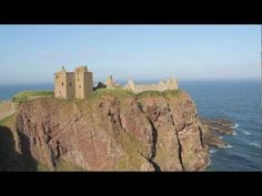 Scotland (United Kingdom) Travel - Dunnottar Castle