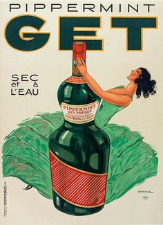 Pippermint GET - vintage poster