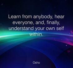 Here is a collection of Famous Osho Quotes which will inspire you to lead a better, positive life. Positive Attitude, Positive Life, Positive Thoughts, Enlightenment Quotes, Spiritual Quotes, Love Wisdom Quotes, Life Quotes, Osho Meditation, Buddhist Wisdom