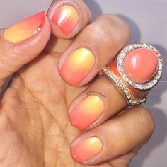 310 Best Ombre Nail Art images in 2019 | Nail art, Nails