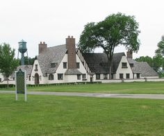 Packard Proving Grounds Historic Site - Shelby Twp, MI