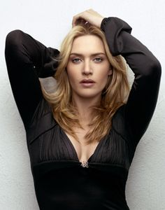 Kate Winslet's perfect biege blonde!