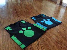 Wild Kratts homemade costumes. This is what my kids really wanted for Christmas except they don't make them anywhere.