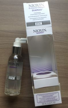 GlossyBox Review September 2013 Nioxin Diamax Hair Treatment – FULL SIZE! Value $50
