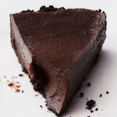 Chocolate Truffle Tart Posted by: DebbieNet.com
