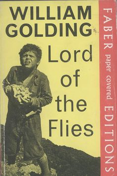 Lord of the Flies by William Golding by Faber Books, via Flickr