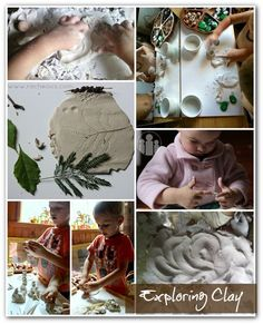 Exploring Clay | Day 11 in the inspiring 30 Days to Transform Your Play! #30DaysTYP