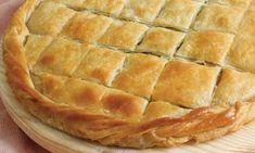 Greek Pastries, Filo Pastry, Greek Recipes, Apple Pie, Feta, Food Porn, Cooking Recipes, Pumpkin, Bread