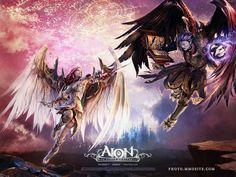 Aion Asmodian VS Aion Elyos