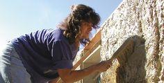 Revocos de arcilla. Ingredientes y preparación: 2ª parte - EcoHabitar Baseball, Projects, Clay, Log Projects, Blue Prints