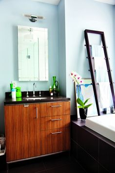 The reno files: How to update your bathroom for under $500