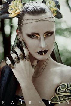 model: @Kimi  assistent: Ottilie Wolf  Photography, styling, make-up: Fairytas